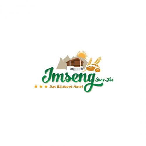 Logo-Design für kleines familiengeführtes 3 Sterne Hotel im Wallis/Schweiz
