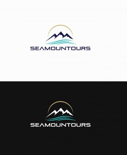 Logo-Design für ..online Reisebuero Seamountours gesucht
