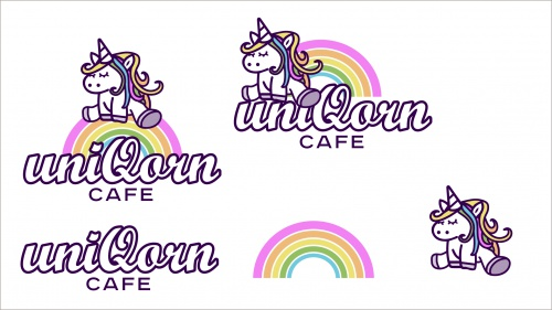 Unicorn Cafe sucht Logo-Design