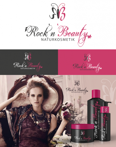 Logo für Kosmetikserie