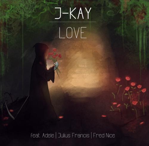 Artwork-Design für ein Musik-Album (J-Kay)