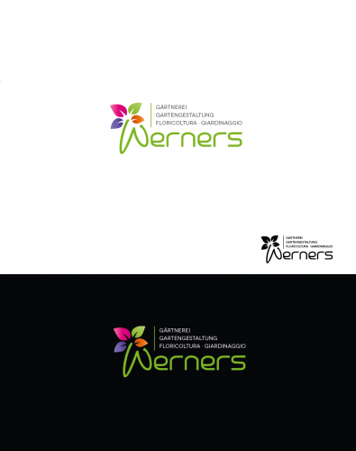 Innovatives Logo-Design für die Grüne Branche