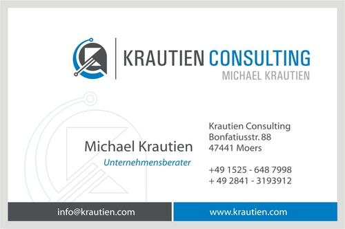 Logo & Visitenkarte für Consulting des IT-Service Managements