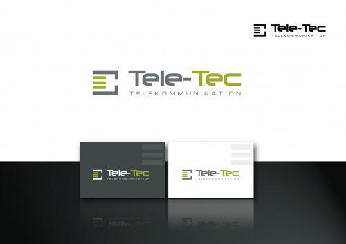 Logo voor telecommunicatieve dienstverlening