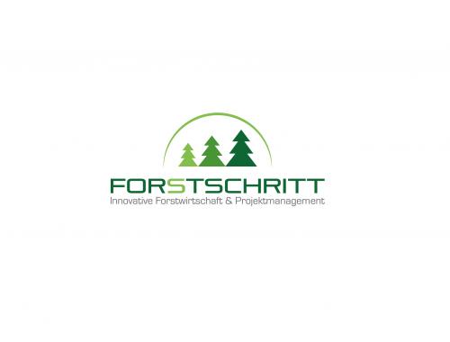 Logo-Design für Forstschritt