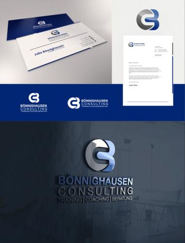 Logo & Visitenkarte für Beratung von Firmen