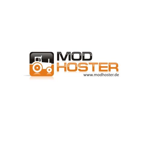 Logo Design modhoster.de