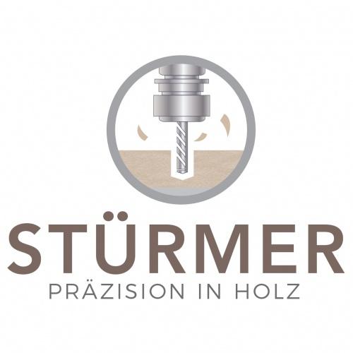 Logo-Design für Schreinerei Stürmer
