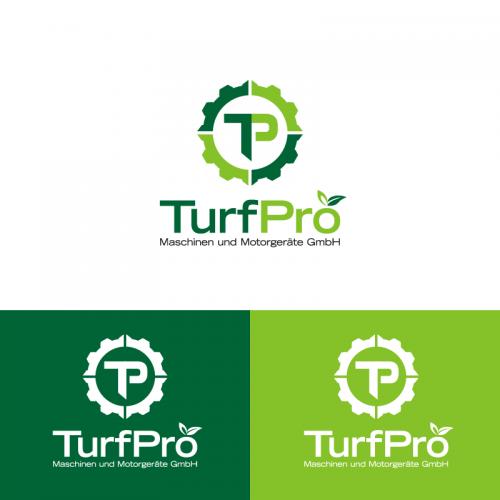 Logo-Design für Maschinenimporteur