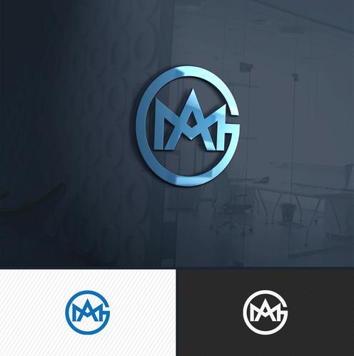 Logo-Design für Metallbau-Unternehmen
