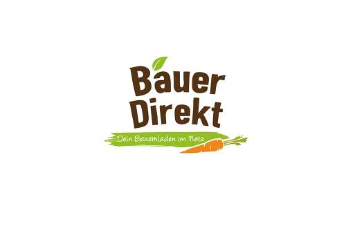Logo ontwerp voor een online kruidenierswinkel