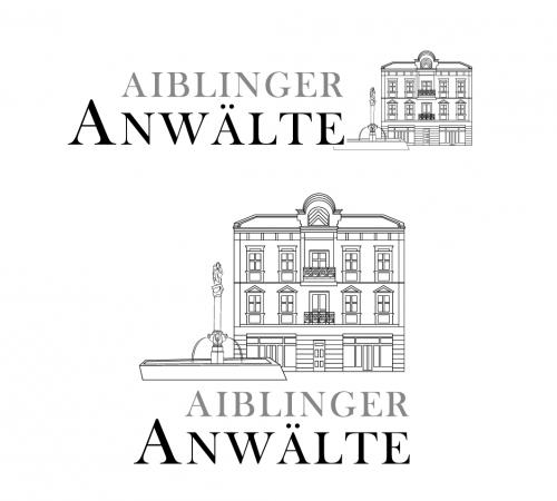 Logo-Design für Anwaltskanzlei