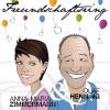 Couverture CD pour 'Anneau d'amitié'