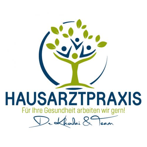 Logo-Design für Hausarztpraxis