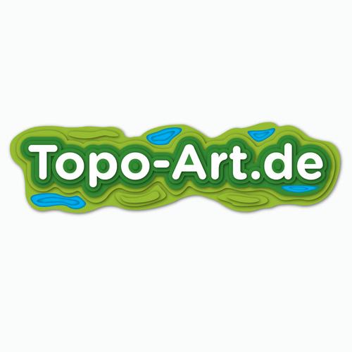 Logo-Design für Hersteller von Kunstobjekten aus Holz