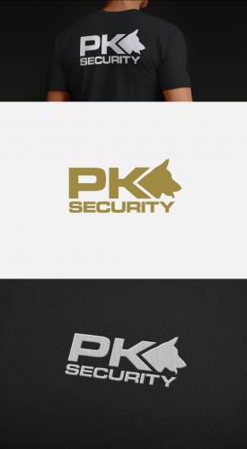 Logo-Design für Sicherheitsdienst