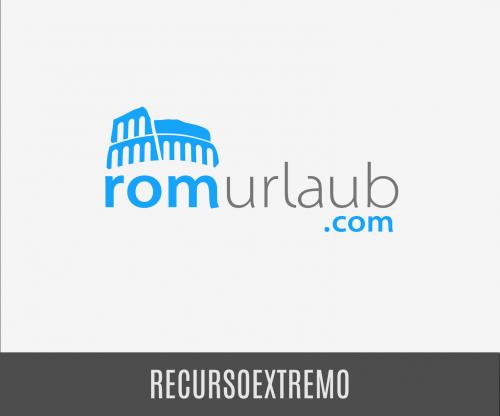 Logo-Design für Rom Reise-Blog/Online-Reisebüro für Rom-Reisen