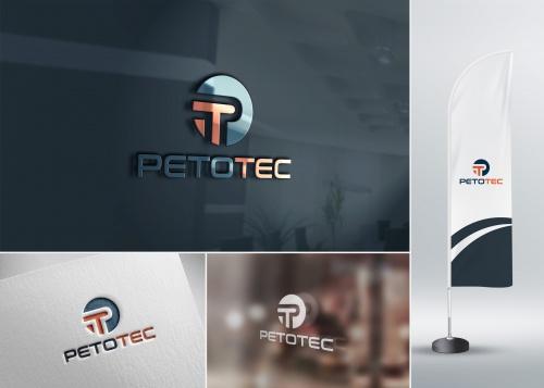 Logo-Design für einen Computer Onlineshop