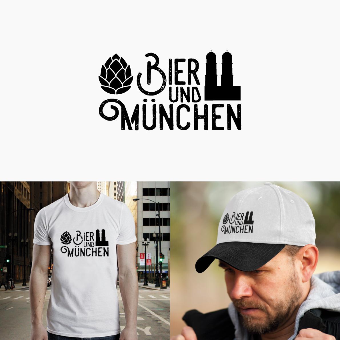 Logo-Design für Stadtführungen rund um das Thema Bier
