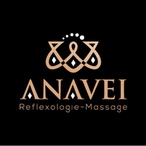 Logo-Design für Fußreflexzonen-Massage Therapeutin
