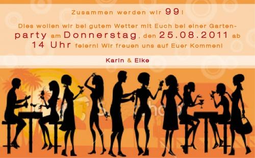 einladung zum geburtstag » design » designenlassen.de, Einladung