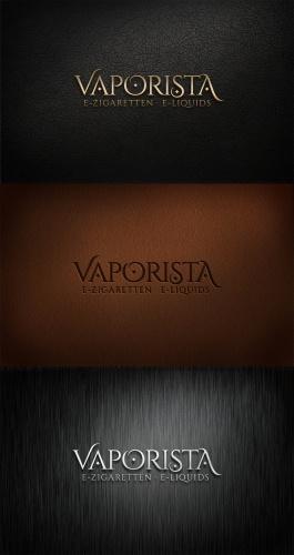 Logo-Design für E-Zigaretten und E-Liquids