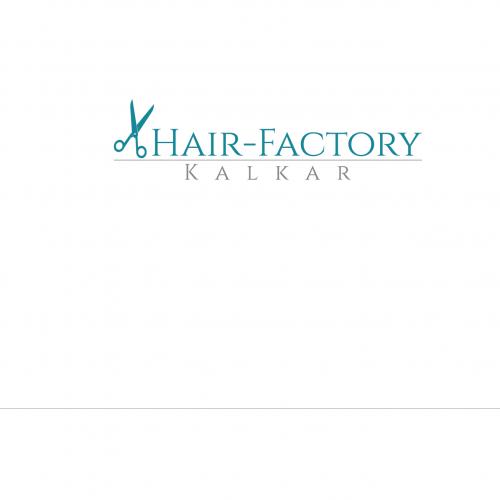Logo-Design für Friseurbedarf