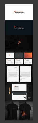 Corporate Design für Tennisschule