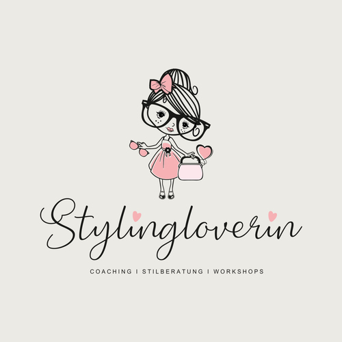 Logo-Design für Stylingcoachings