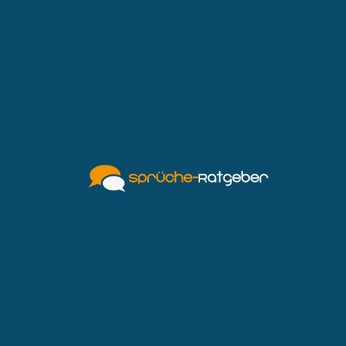 Logo-Design für Sprüche-Website