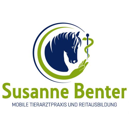 Logo-Design für mobile Tierarztpraxis und Reitausbildung