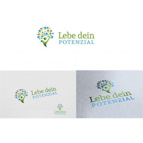 Logo & Visitenkarte für energiepsychologische Praxis