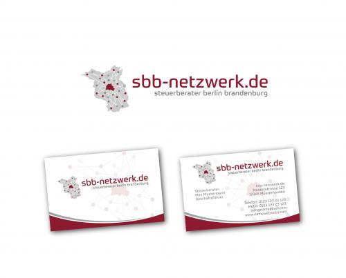 Logo & Visitenkarte für Steuerberatungsgesellschaft
