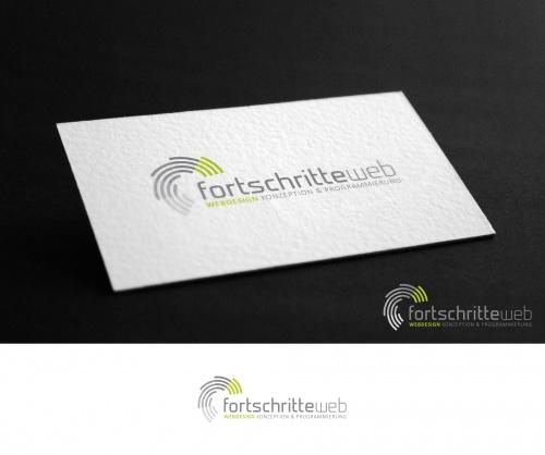 logo f r eine webdesign firma logo design. Black Bedroom Furniture Sets. Home Design Ideas