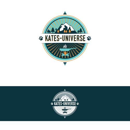 Logo-Design für Kates Universe
