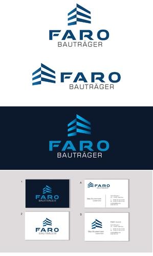 Logo & Visitenkarte für Bauträger
