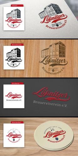 Logo-Design für Brauereiverein