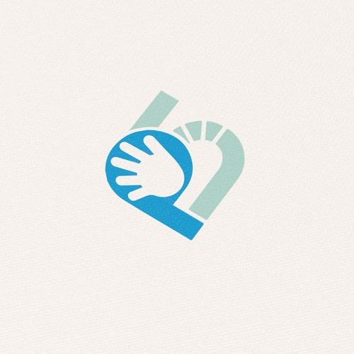 Logo-Design für Online-Fitness und Gesundheit