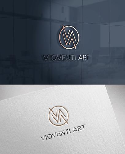 Logo-Design für Kunstberatung/-vermittlung/-verkauf
