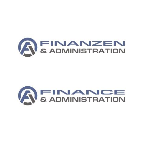 Logo voor de interne afdeling Financiën