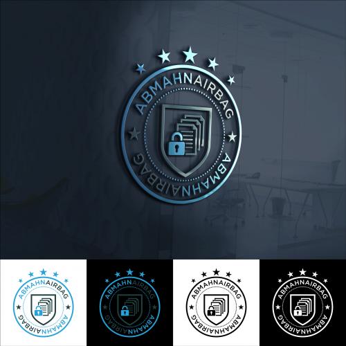 Logo-Design für Anbieter von rechtssicheren Dokumenten