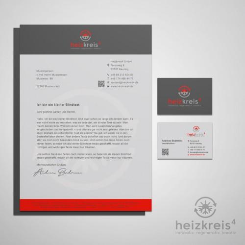Corporate Design für Austausch & Neuerrichtung von Heizungs- und Klimatechnik