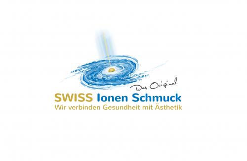 Neues Logo Design für SWISS Ionen Schmuck das Original