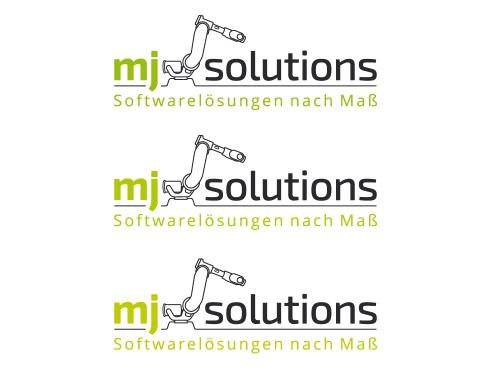 Neues Logo für freiberuflichen Softwareentwickler für Roboter-Applikationen