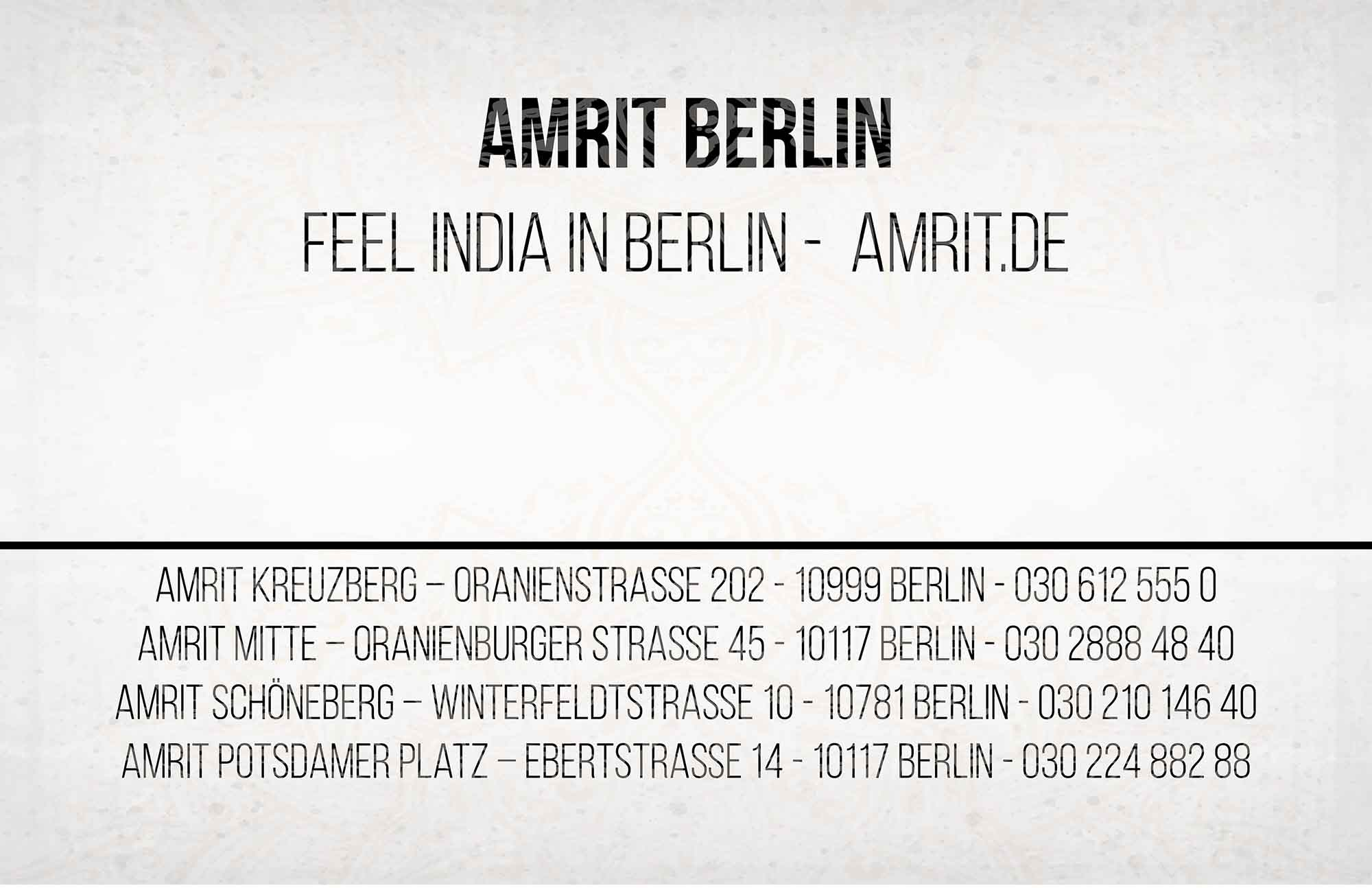 Berlins Indisches Restaurant Nr 1 Sucht Nach Ne