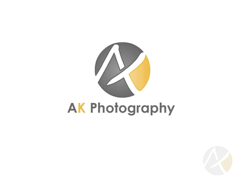 AK Photography » Logo design » designonclick com