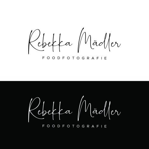 Logo-Design für Fotografin im Foodbereich