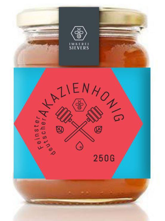 Etiketten für Honiggläser gesucht