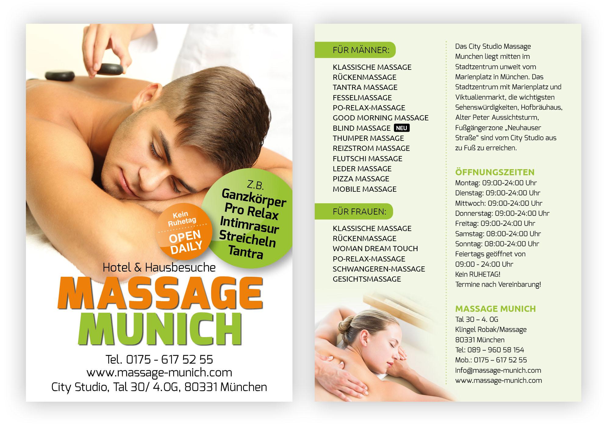 München massage tantra