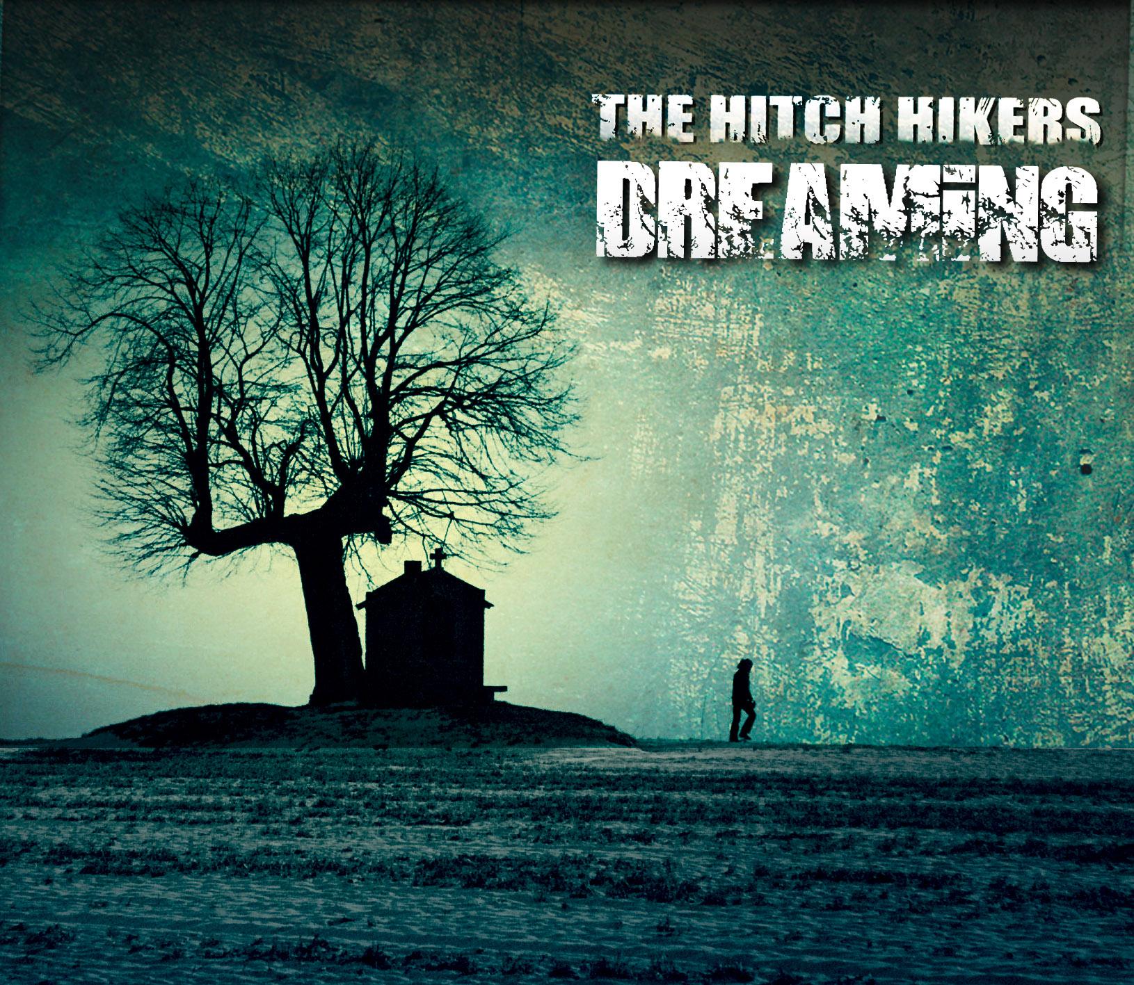 CD-Cover Design für den Song Dreaming
